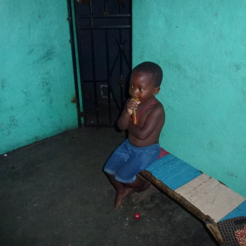 Langa Child headed household (2)