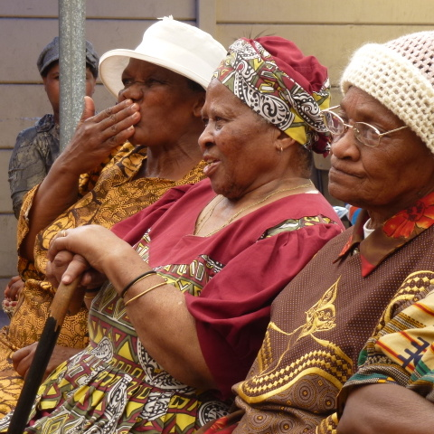 Elegant Tribal Elders